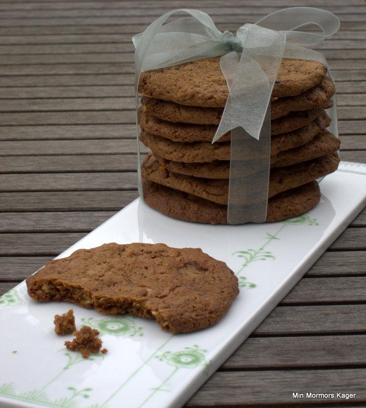 Cookies m/müsli og daim