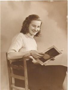 Mormor Maja Louise