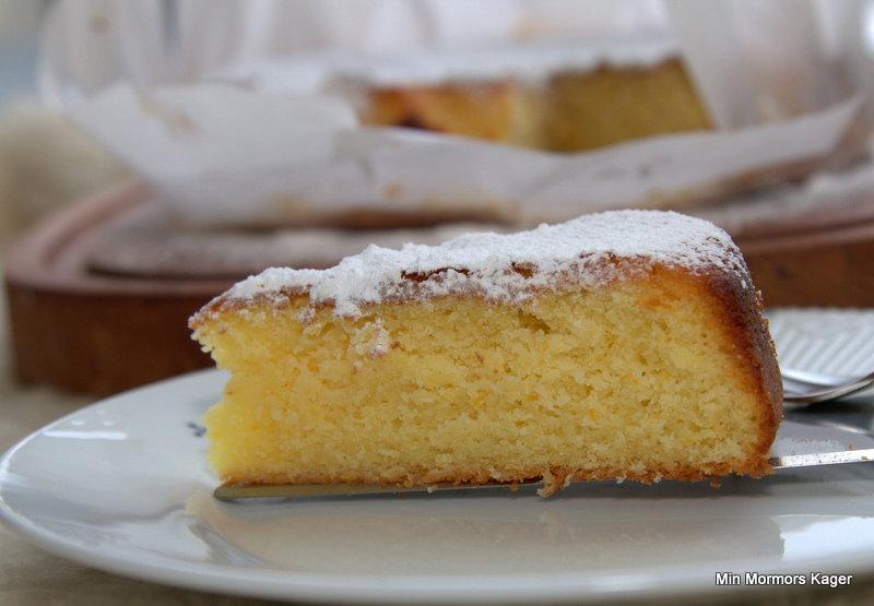 Mormors kager