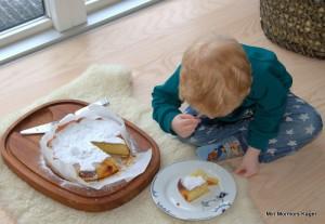 Billeder af kagen