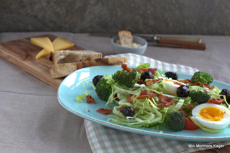 Fransk landkøkken salat
