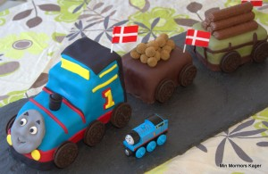 Thomas & Friends kage